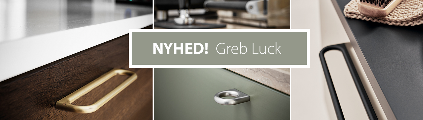 Nyhed - Greb Luck